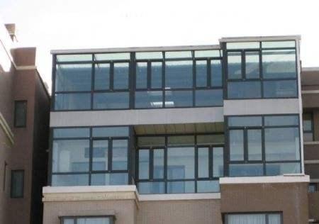 屋顶阳光房