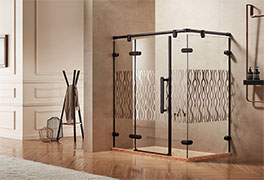 平开型淋浴房