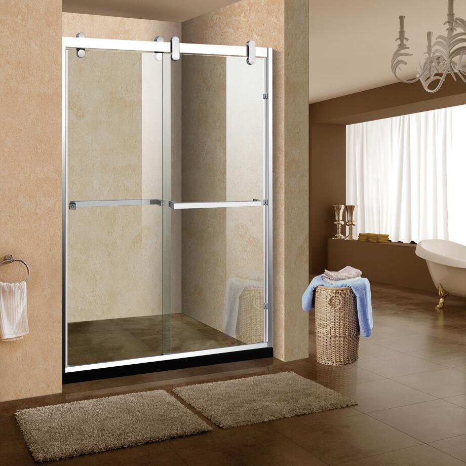 推拉型淋浴房