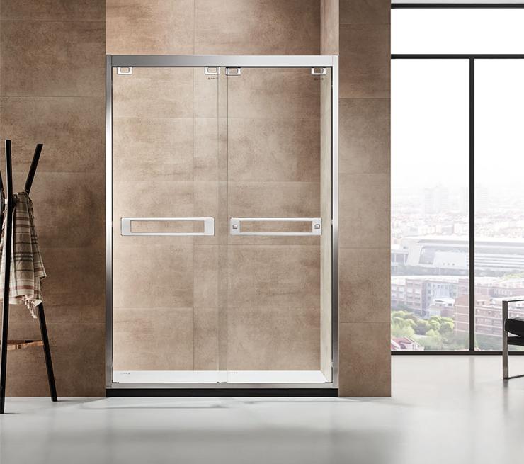 一字型淋浴房