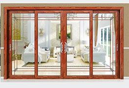阳台中空玻璃门